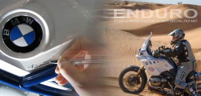 Design BMW moto MST