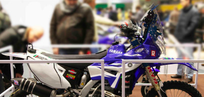 Design Yamaha WR450F Rally