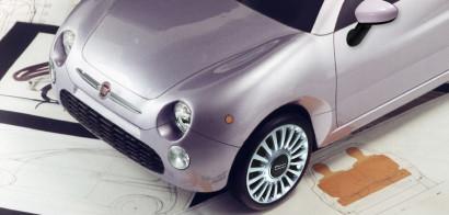 FIAT 500 ANTEPRIMA