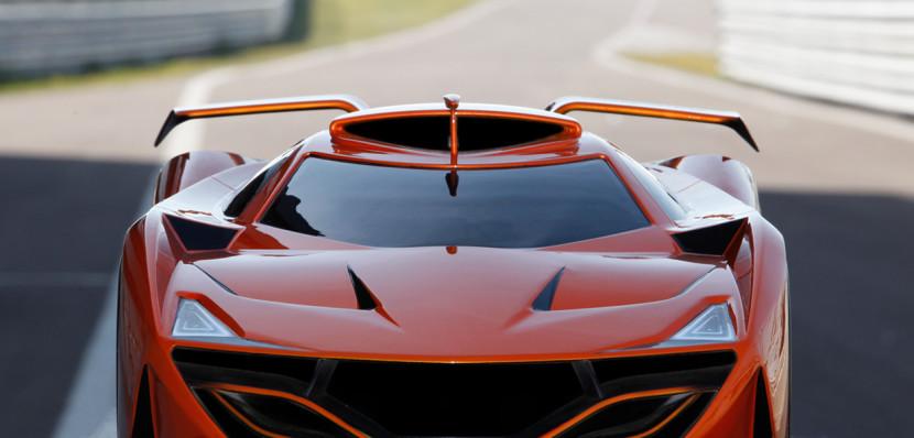 GT Lamborghini Concept