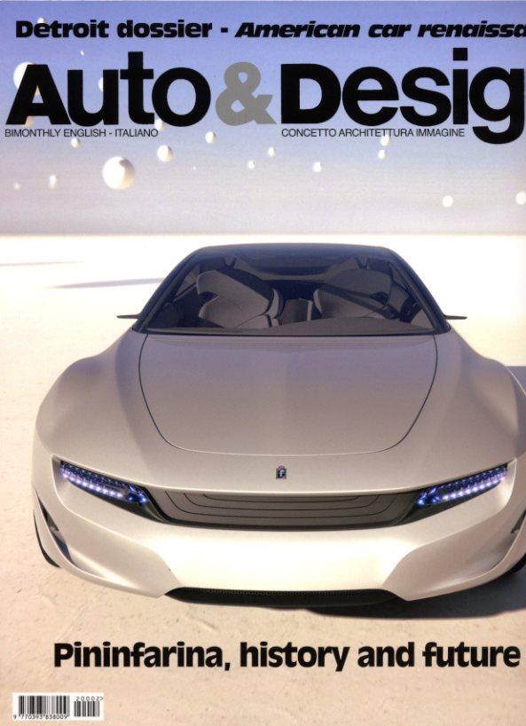 COPERTINA AUTO&DESIGN213
